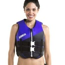 nylon vest women indigo blue.jpg